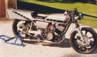 RD400 dragster