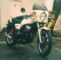 """Doug Donelan says, """"Here's my 79'Daytona Special I've just finished restoring. The bike was pretty clean when I got it a year ago (5400 miles), ..."""